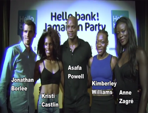 Hello Bank Jamaican Party